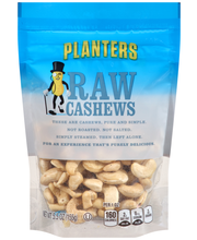 Planters Raw Cashews 5.5 oz. Pouch