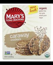Crackers, Caraway