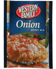 Wf Onion Gravy Mix