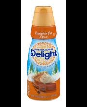 International Delight™ Pumpkin Pie Spice Coffee Creamer 32 fl...