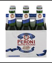 Peroni Beer - 6 PK