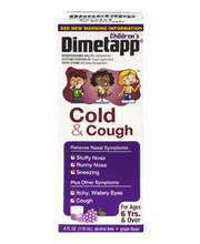 Children's Dimetapp® Cold & Cough Antihistamine, Cough Suppre...