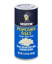 Morton  Popcorn Salt 3.75 Oz Shaker