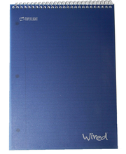 Tp Flt Wired Notebook Top Wire