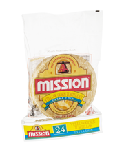 Mission® Extra Thin Yellow Corn Tortillas 16 oz. Bag