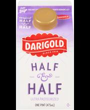 Darigold® Original Half & Half 1 pt. Carton