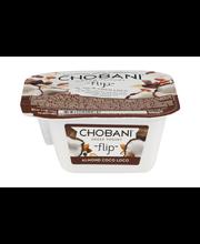 "Chobani ""Flip""® Almond Coco Loco™ Low-Fat Greek Yogurt 5.3 oz..."
