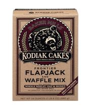 Baker Mills Kodiak Cakes Frontier Flapjack and Waffle Mix Who...
