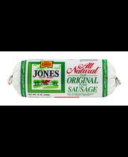 Jones Dairy Farm All Natural Original Pork Sausage