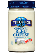 Litehouse® Original Bleu Cheese Dressing & Dip 13 fl. oz. Jar