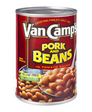 Van Camp's In Tomato Sauce Pork & Beans 15 Oz Can