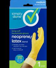 SIMPLY DONE GLOVES NEOPRN/LTX MD