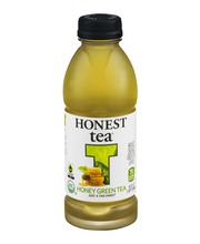 Honest® Tea Honey Green Tea 16.9 fl. oz. Bottle