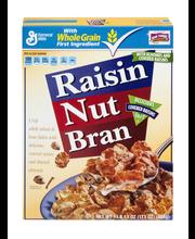 Raisin Nut Bran Cereal 17.1 oz Box