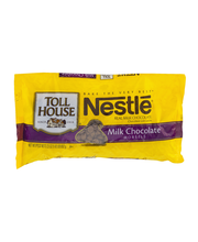 Nestle TOLL HOUSE Milk Chocolate Morsels 23 oz. Bag