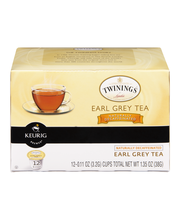 Twinings of London® Earl Grey Decaffeinated 12 ct K-Cup® Pods...