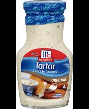 McCormick® Tartar Sauce 8 fl. oz. Bottle