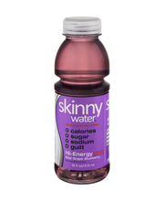 Skinny Hi-Energy Acai Grape Blueberry Water Beverage