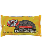 Wf Semi-Sweet Chocolate Chips