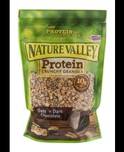 Nature Valley™ Oats 'n Dark Chocolate Protein Granola 11 oz. ...