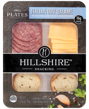 Hillshire® Snacking Small Plates Italian Dry Salame with Natu...