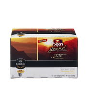 Folgers Gourmet Selections Morning Cafe Coffee Light Roast K-...