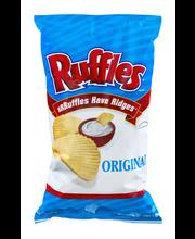 Ruffles® Original Potato Chips 9 oz. Bag