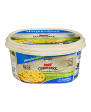 Hormel® Cheddar Broccoli Rice 20 oz. Tub