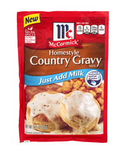 McCormick® Homestyle Country Gravy Mix 1.15 oz. Packet