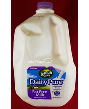 Dean's Dairy Pure Fat Free Milk