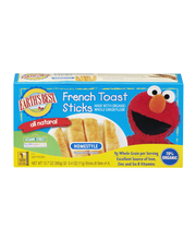 Earth's Best French Toast Sticks Homestyle - 32 CT