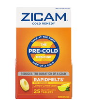 Zicam Cold Remedy Rapidmelts with Echinacea Quick Dissolve Ta...