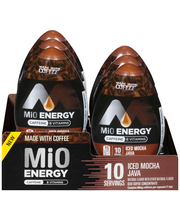 MiO Energy Iced Mocha Java Iced Coffee Concentrate 1.62 fl. o...