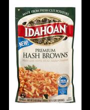 Idahoan® Premium Hash Browns 3 oz. Pouch