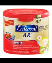 Enfamil™ A.R.™ for Spit-Up Milk-Based with Iron Infant Formul...