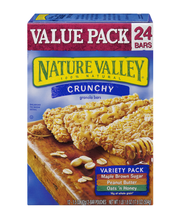 Nature Valley™ Crunchy Granola Bars Variety Pack 12-2 ct Pouches