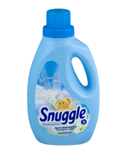 Snuggle® Blue Sparkle Liquid Fabric Softener 64 fl. oz. Plast...