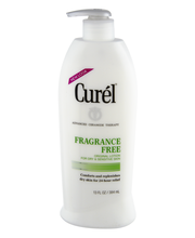Curel® Fragrance Free Comforting Lotion for Dry Sensitive Ski...