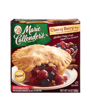 Marie Callender's® Cherry Berry Pie Topped with Cinnamon Suga...