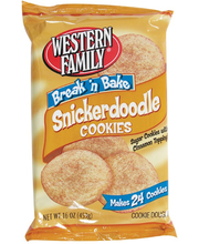 Wf Bnb Snickdoodle Cookie Dugh