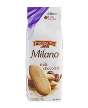 Pepperidge Farm® Milano® Milk Chocolate Cookies, 6 oz. Bag