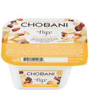 "Chobani ""Flip""® Nutty for 'Nana™ Low-Fat Greek Yogurt 5.3 oz...."