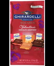 Ghirardelli® Chocolate Squares™ Valentine's Chocolate Assortm...