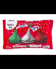 Hershey's Kisses Holiday Milk Chocolates 18.5 oz. Bag
