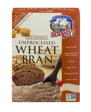 Hodgson Mill Unprocessed Wheat Bran