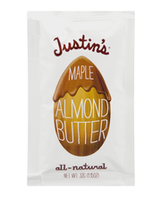 Justin's Almond Butter Maple