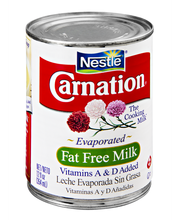 CARNATION Fat Free Evaporated Milk 12 fl. oz. Can