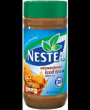 NESTEA Unsweetened Iced Tea Mix 3 oz. Jar