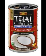 Thai Kitchen® Organic Coconut Milk, 13.66 oz