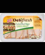 Oscar Mayer Deli Fresh Cracked Black Pepper Turkey Breast 8 o...